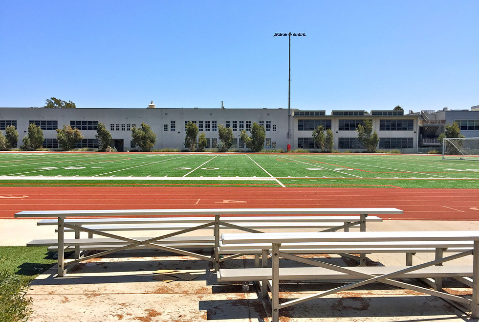Lincoln Middle School Football Field