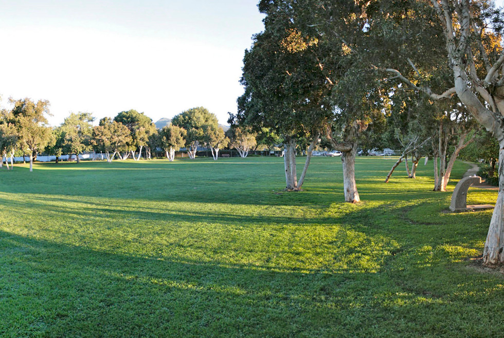 Malibu Elementary School Field