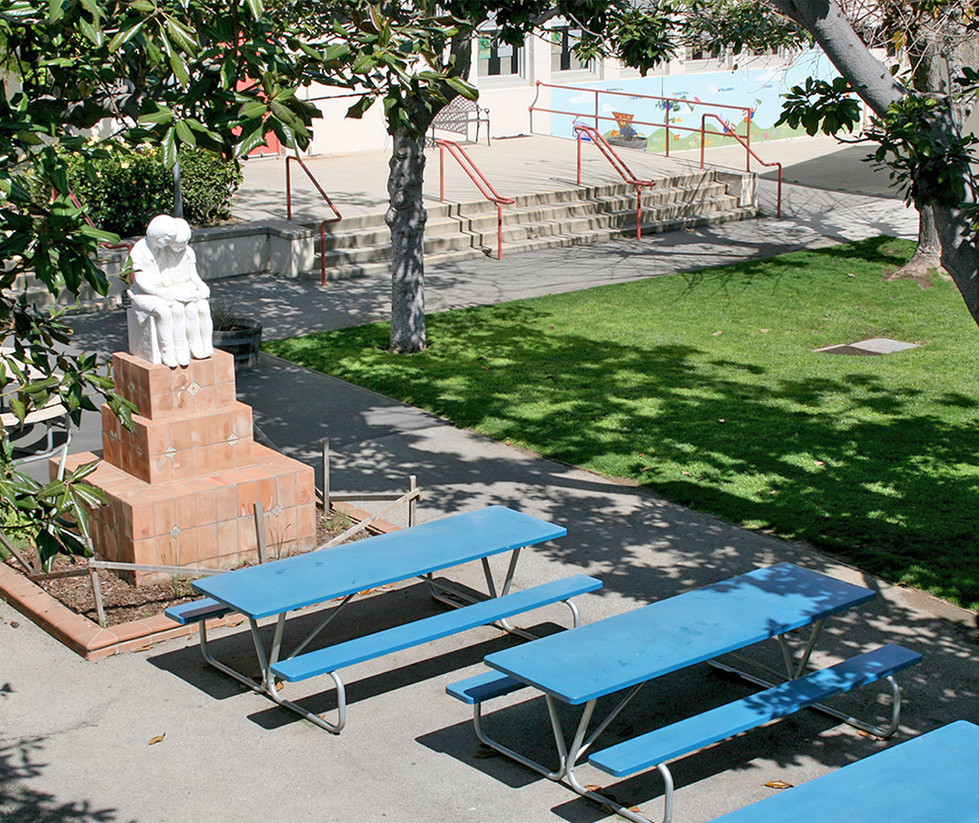 McKinley Elementary School Quad