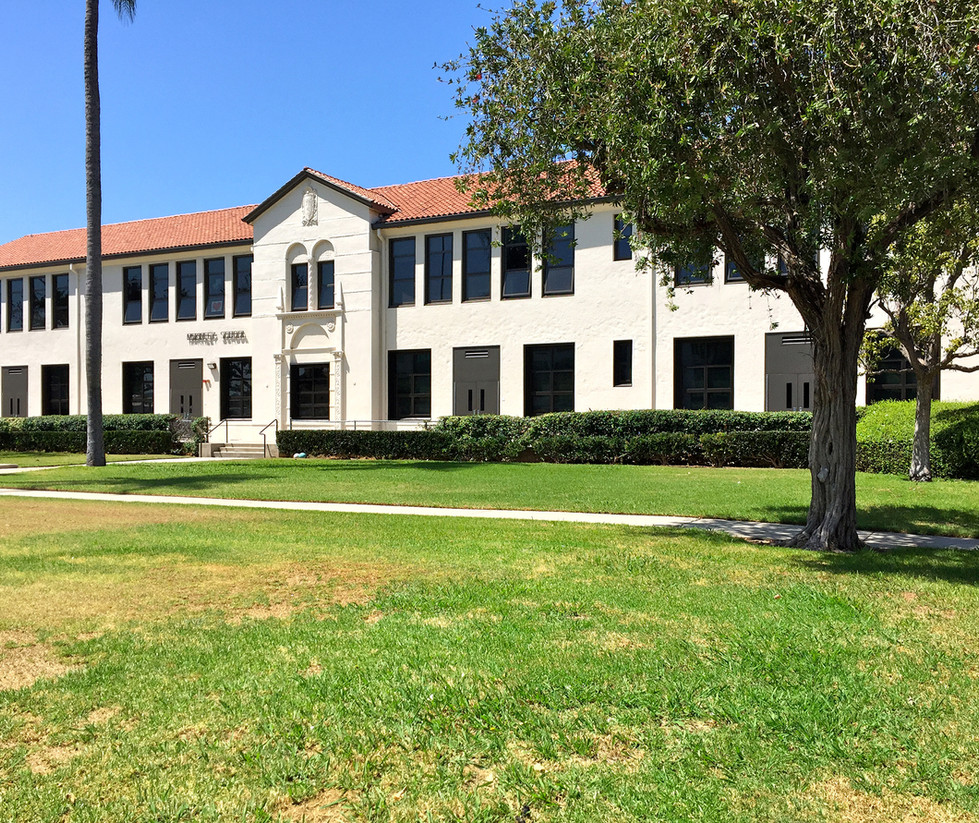 McKinley Elementary School Exterior