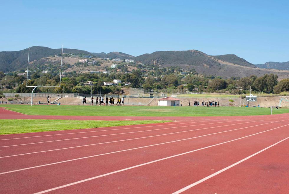 Malibu High School Track