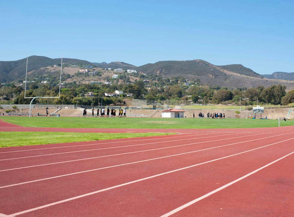 Malibu High School/Middle School Track