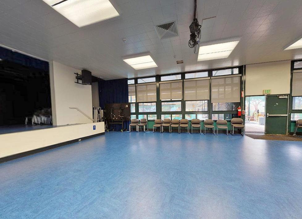 Malibu Elementary Cafetorium