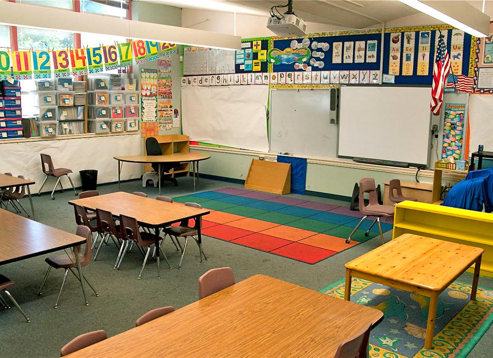 Will Rogers Classroom