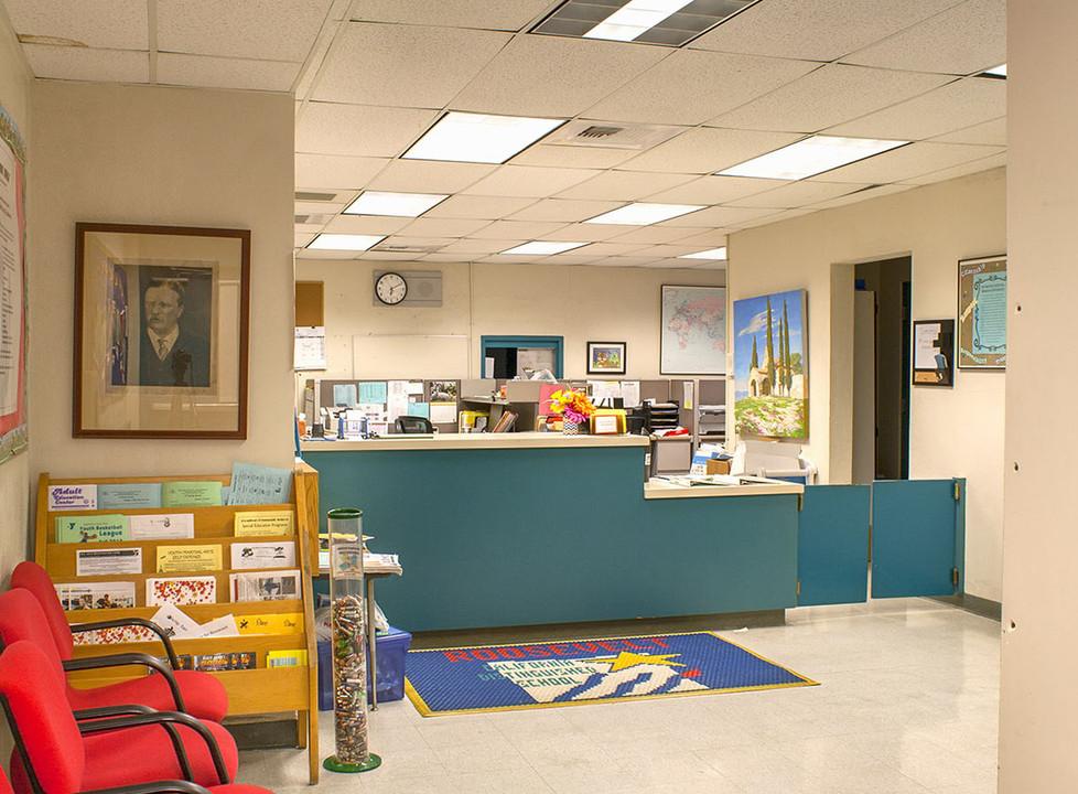 Roosevelt Main Office
