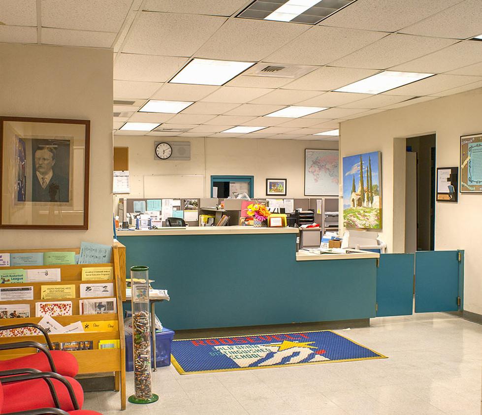 Roosevelt Elementary School Office