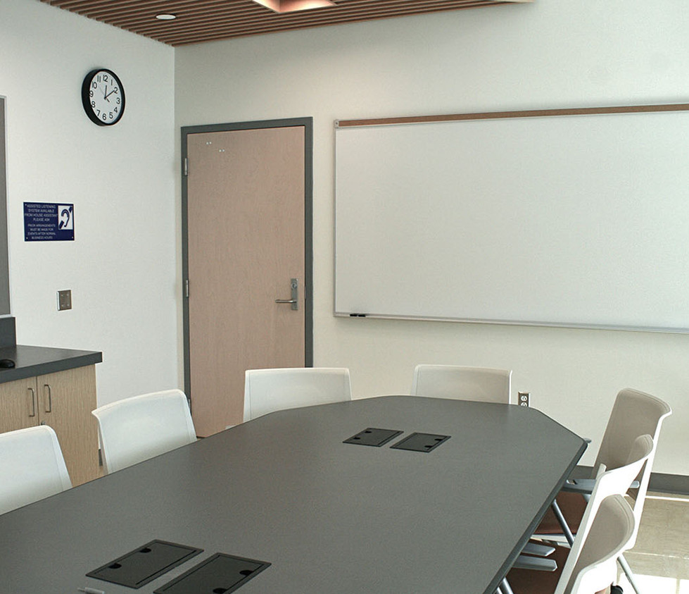 Santa Monica High School I House Conference Room