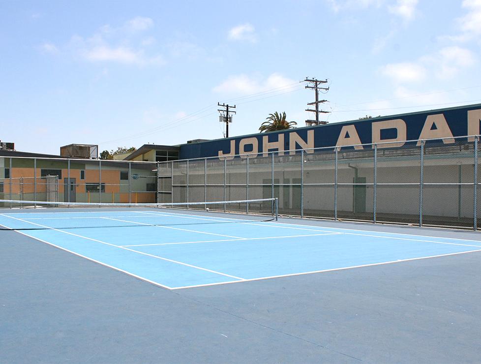 John Adams Tennis Courts
