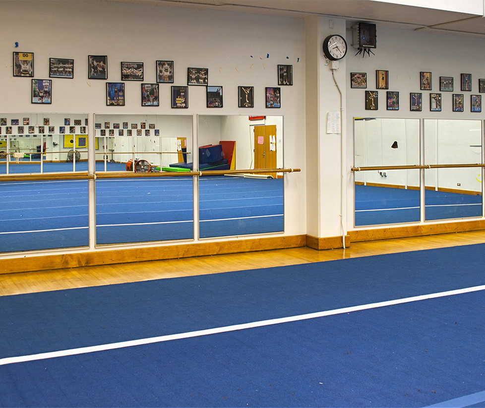 Santa Monica High School Dance Studio
