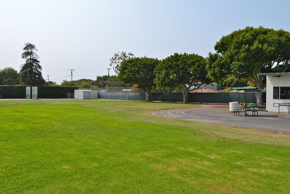 Grant Elementary School Field