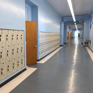 Hallways/Lockers