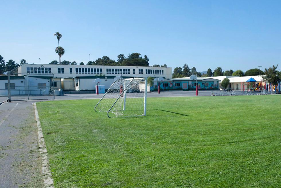 Franklin Elementary School Field