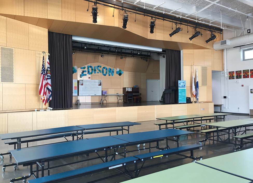 Edison Cafetorium