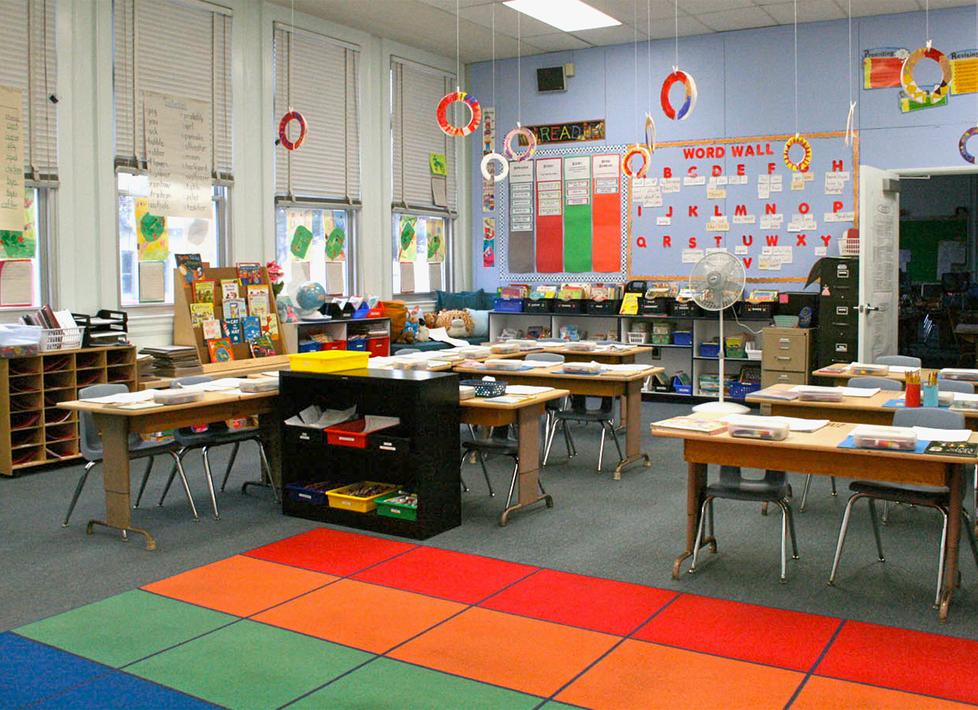 McKinley Classroom