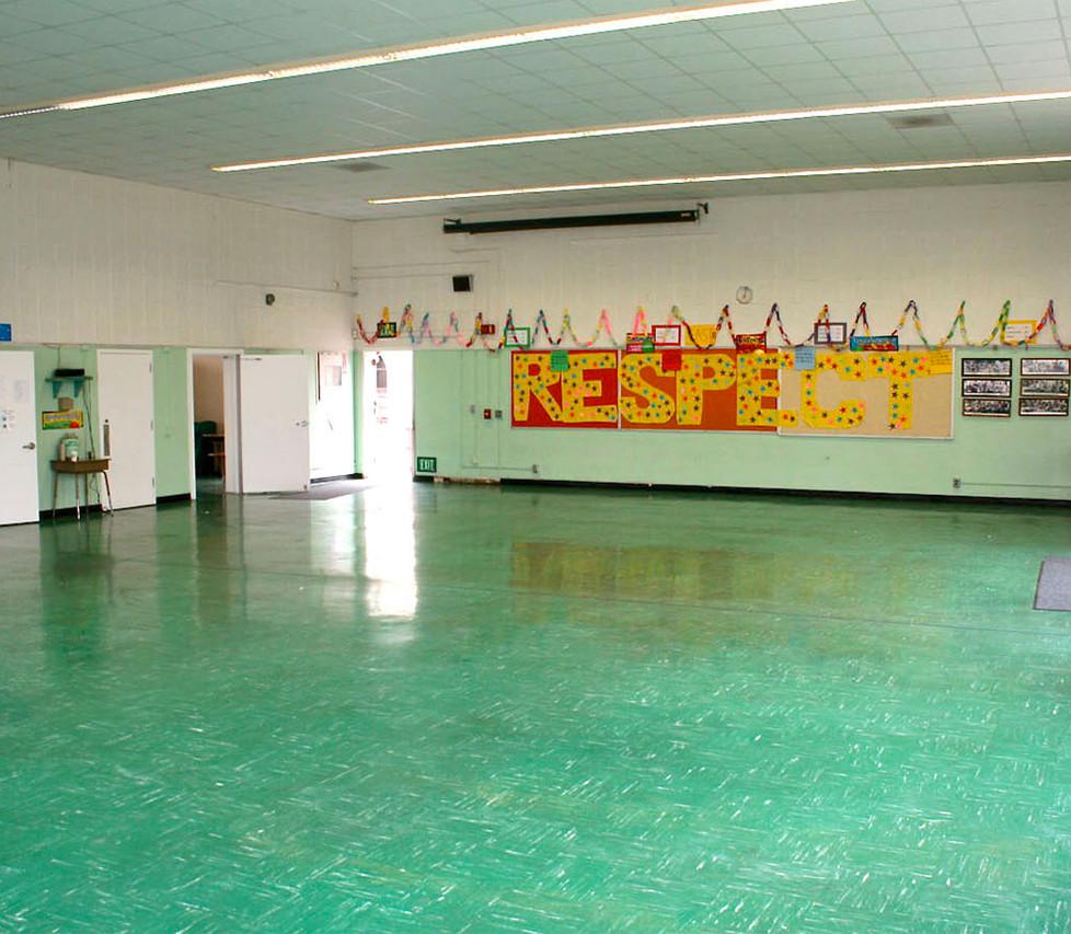 McKinley Elementary School Cafeteria