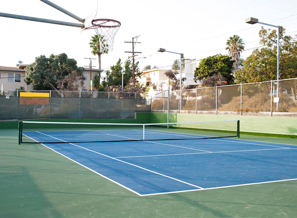 Muir/SMASH Tennis Court