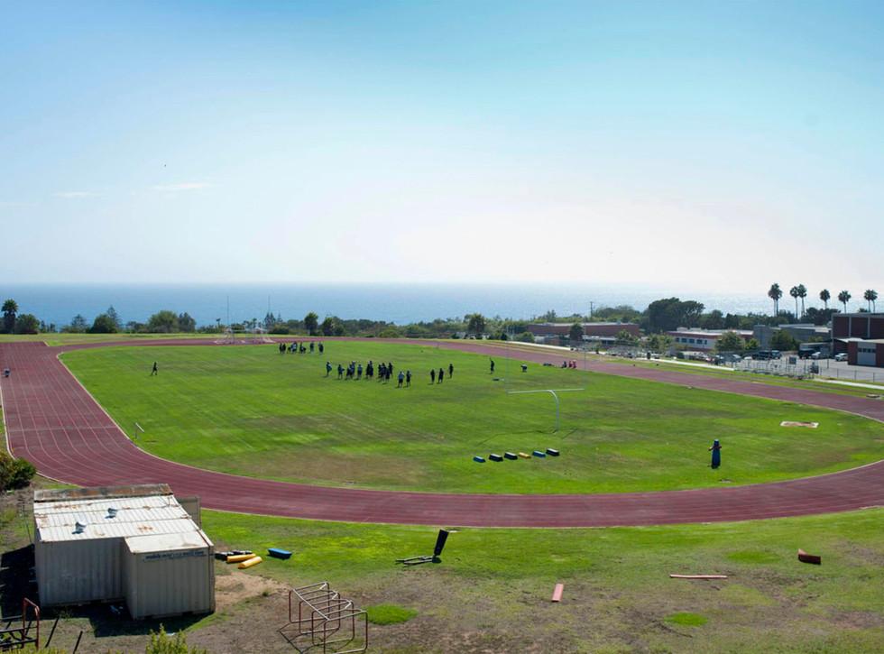 Malibu High School/Middle School Football Field
