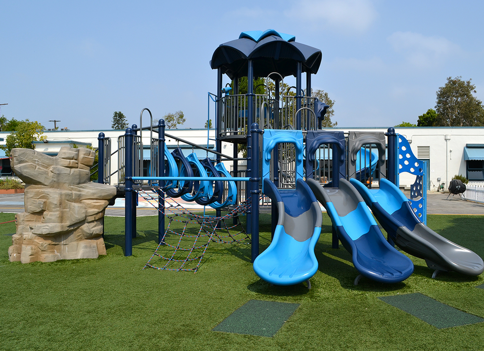 Grant Play Structure
