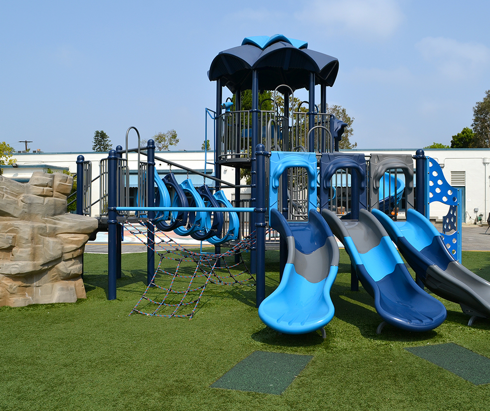 Grant Elementary School Play Structure
