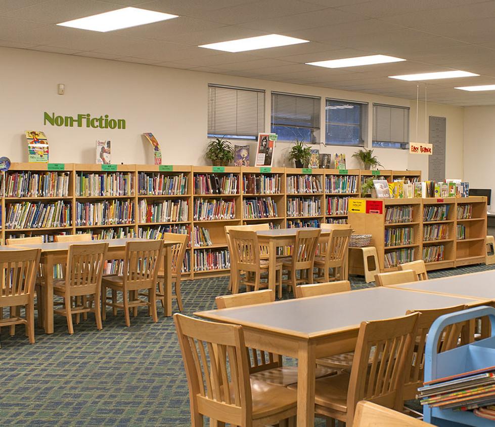 Roosevelt Elementary School Library