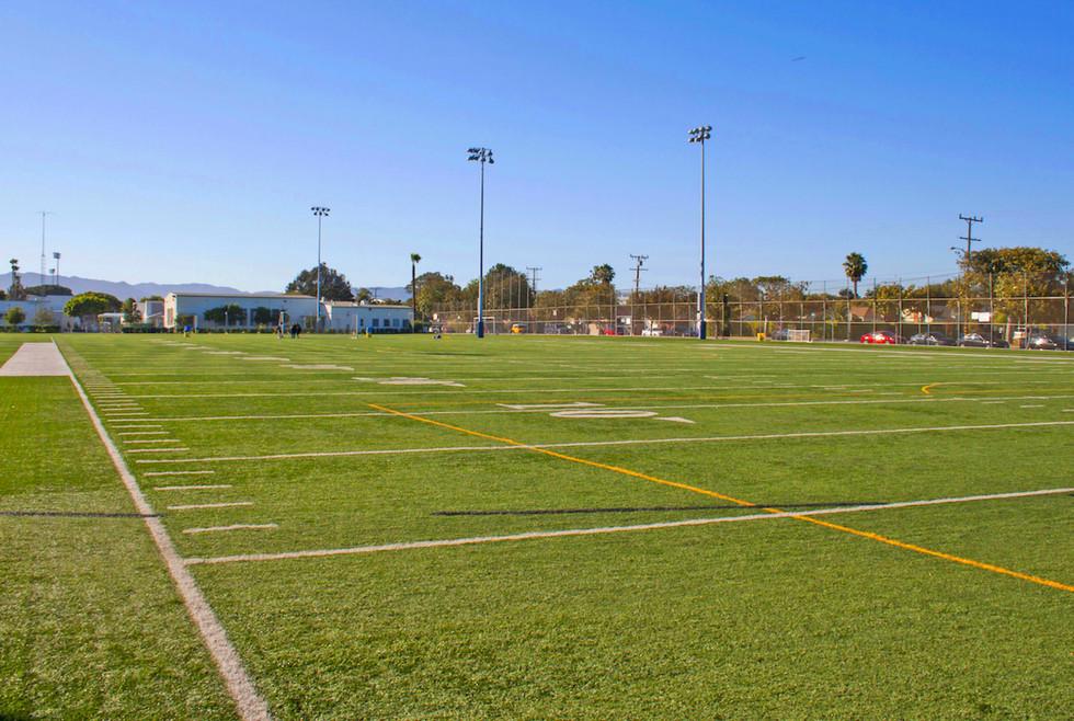 Adams Middle School Football Field