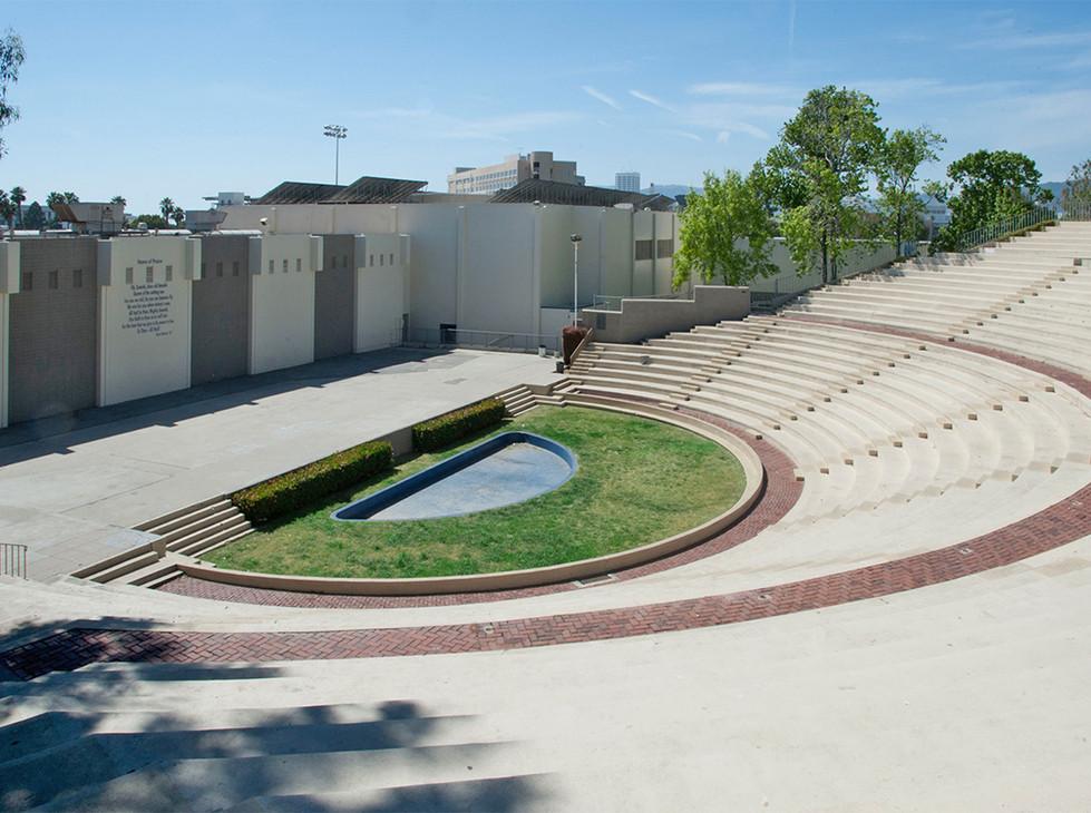 Santa Monica HS Greek Amphitheater