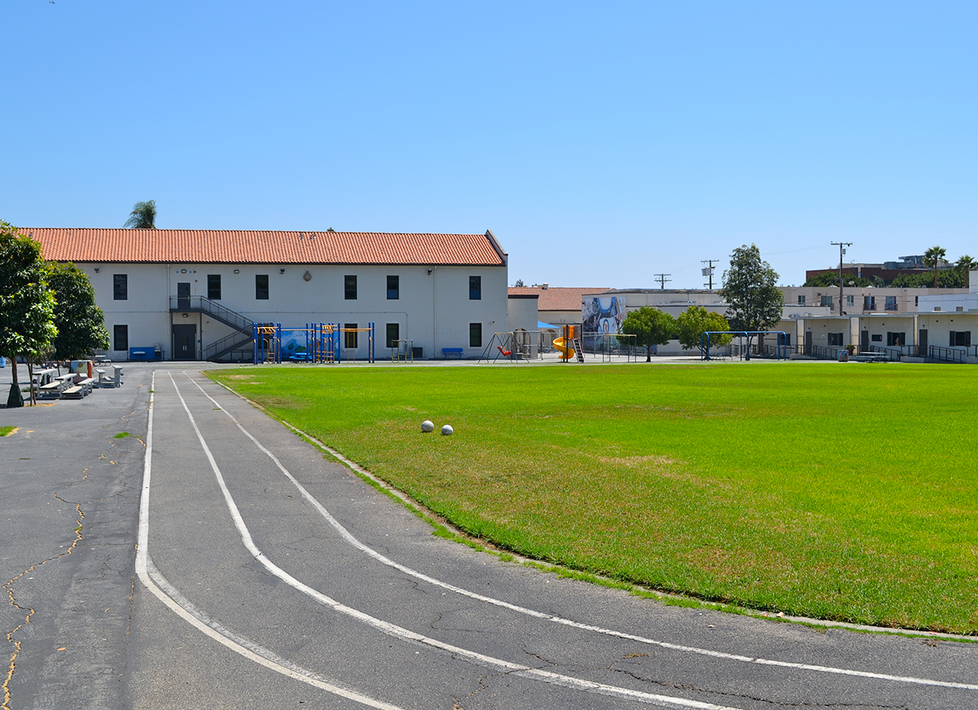 McKinley Field and Track