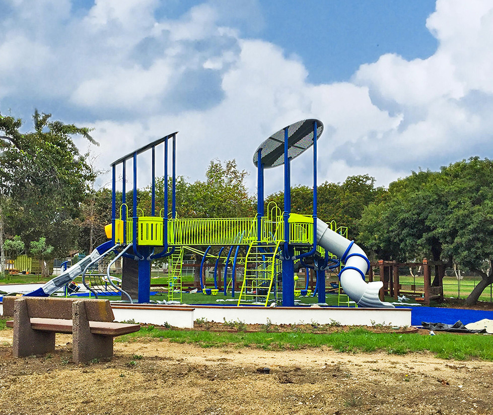 Malibu Elementary School Playground