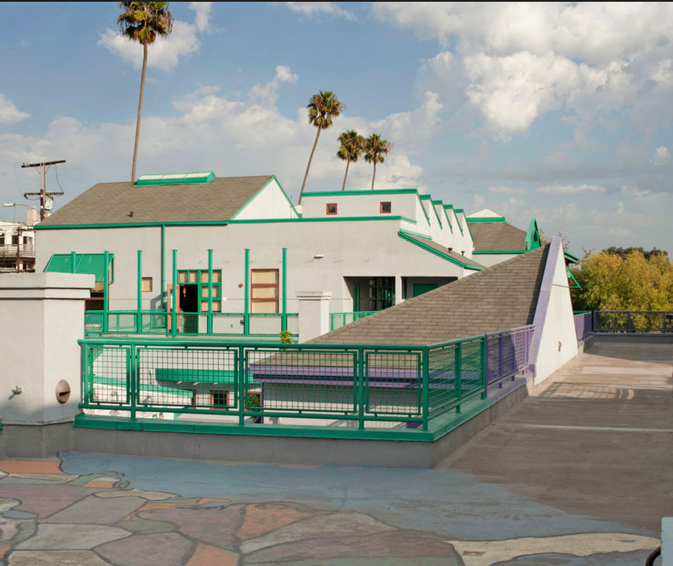 Muir Elementary / SMASH School Exterior