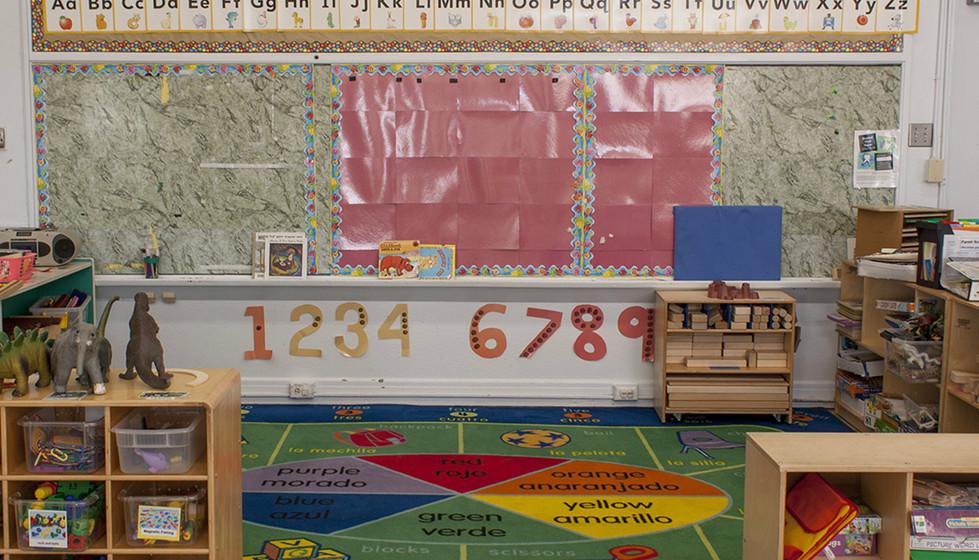 Kindergarten Standard Classroom