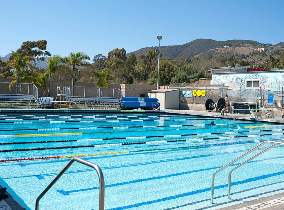 Malibu High School/Middle School Swimming Pool