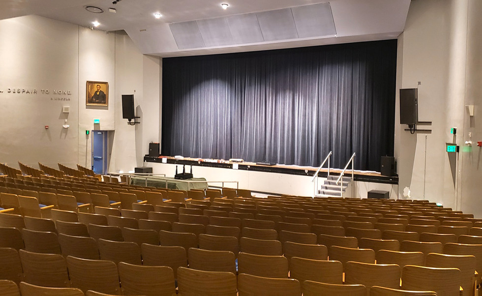 Lincoln Middle School Auditorium