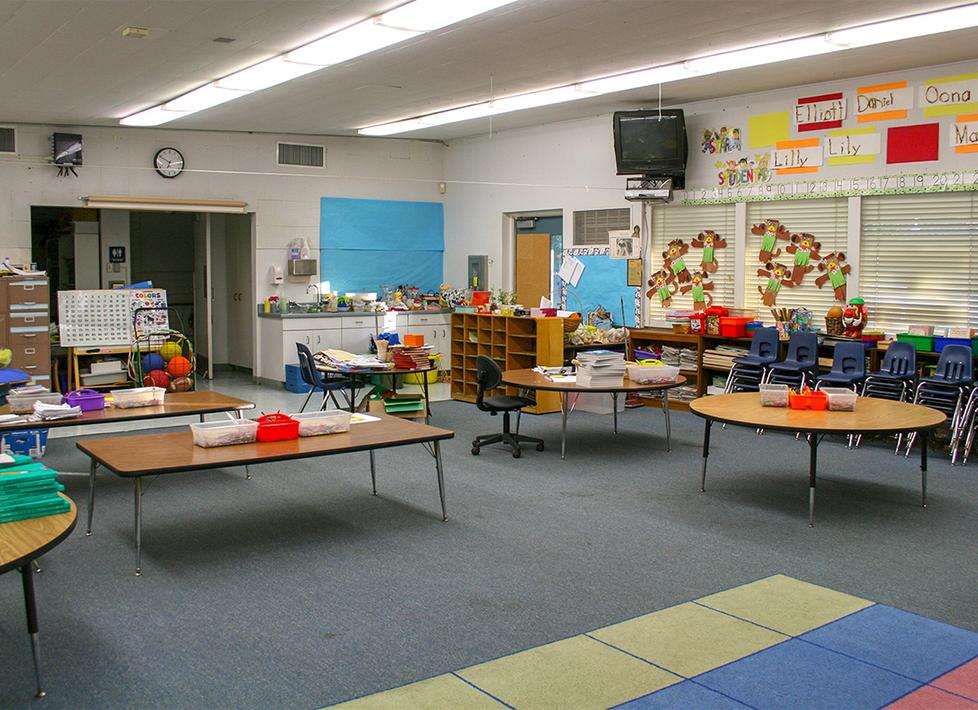 Grant Classroom