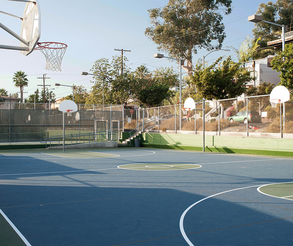 Muir/SMASH Elementary School Basketball Court
