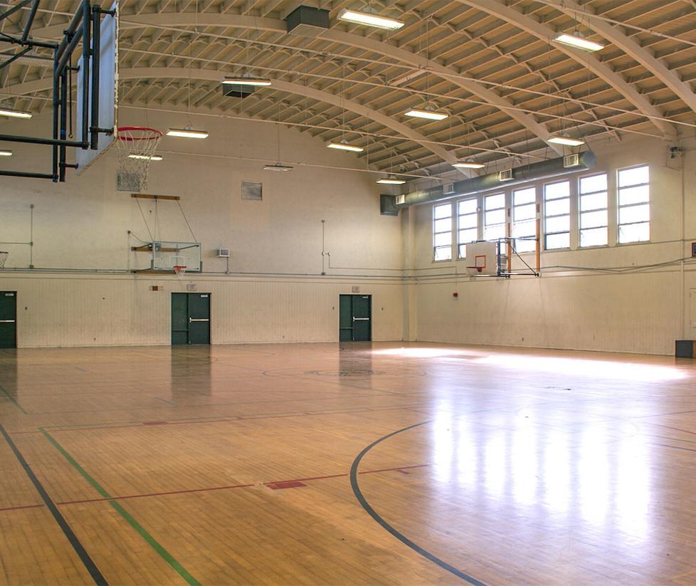 John Adams Middle School Gym
