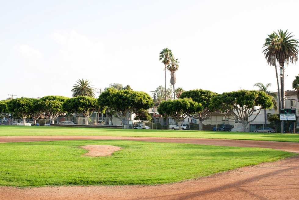 Muir/SMASH Elementary School Baseball Field