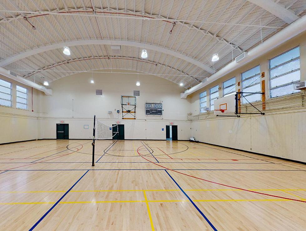 John Adams Gym