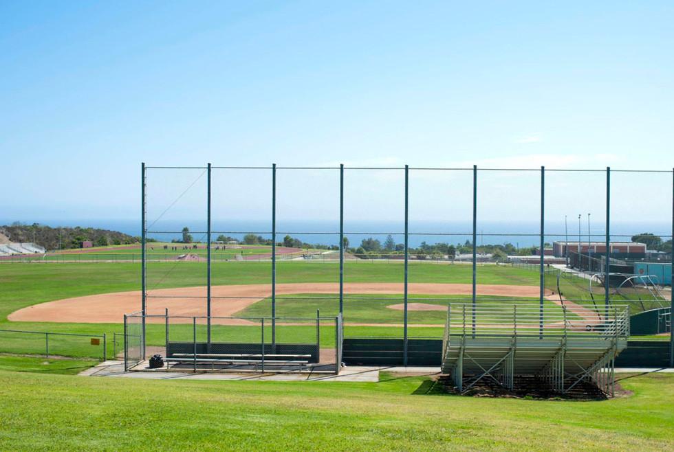 Malibu High School Baseball Field