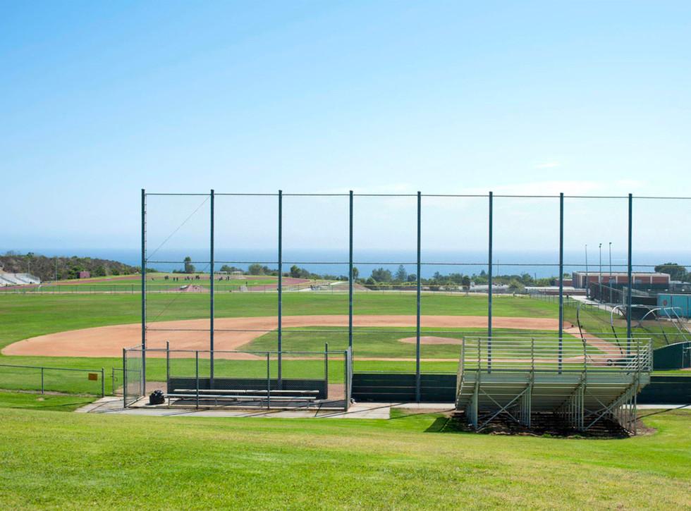 Malibu High School/Middle School Baseball Field