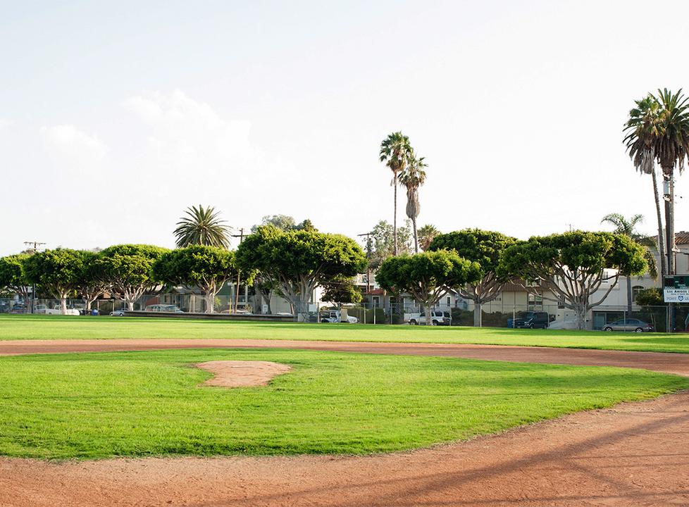 Muir/SMASH Baseball Field