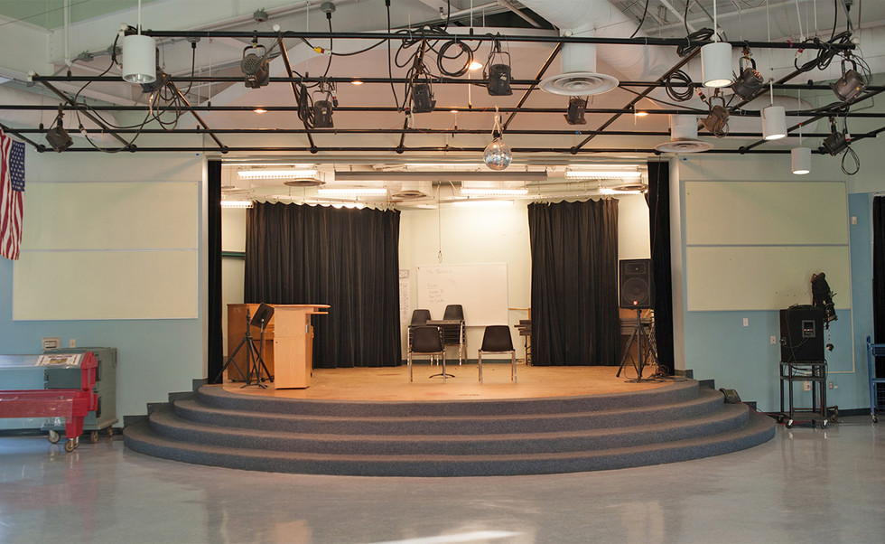 Muir Elementary - SMASH School Cafetorium