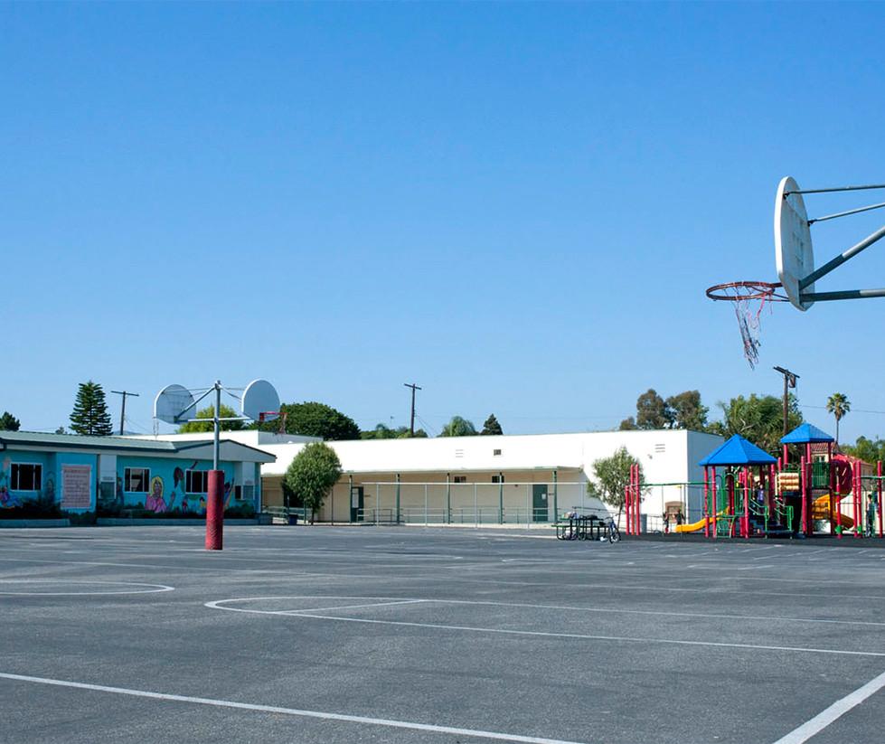 Franklin Elementary School Blacktop