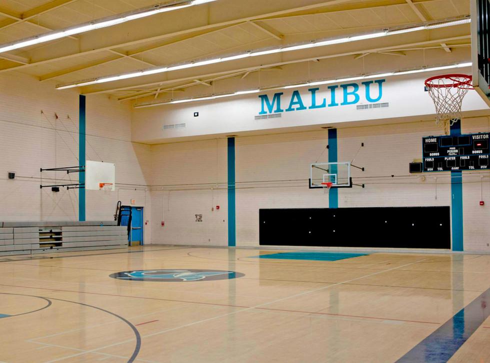 Malibu High School/Middle School Upper Gym