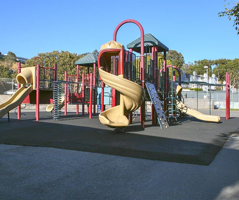 Webster Elementary School Playground