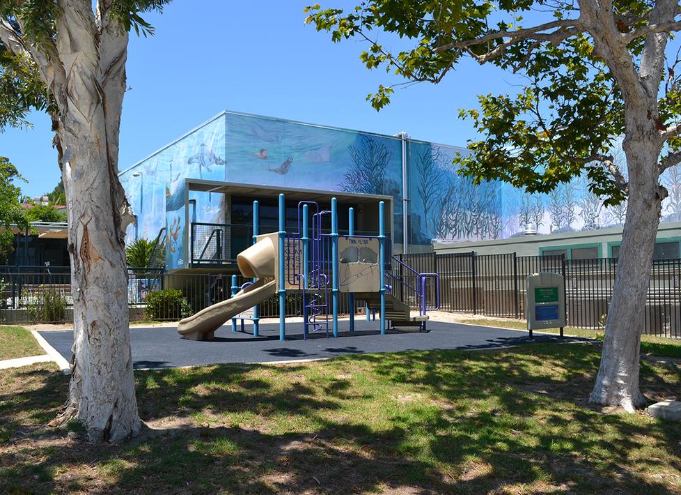 Malibu Elementary Exterior