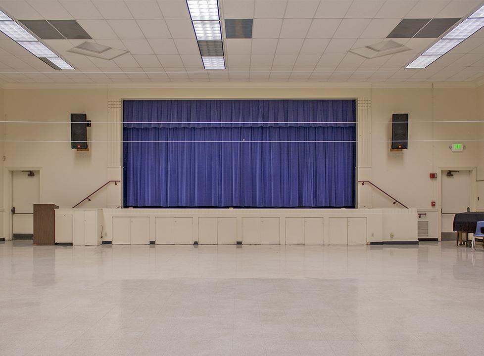Roosevelt Auditorium