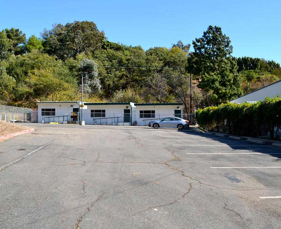 Webster Elementary School Upper Parking Lot