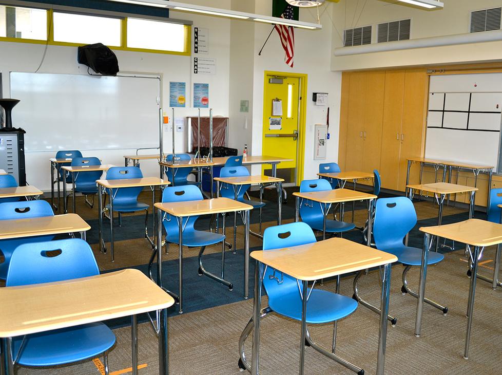 Lincoln Classroom