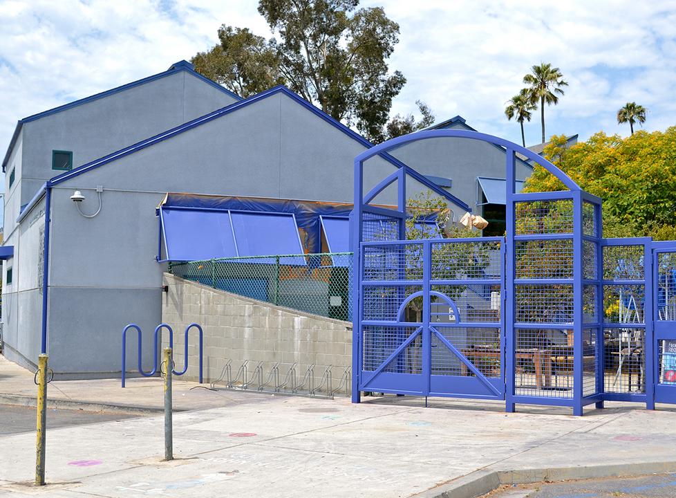 Muir/SMASH Front Entrance