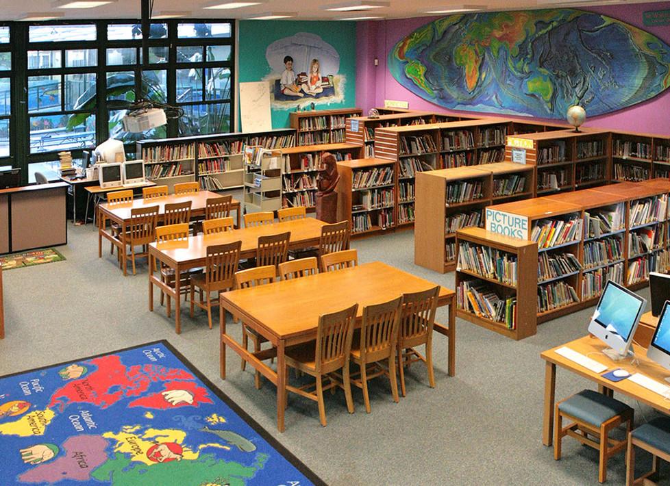 Malibu Elementary Library